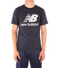 t-shirt korte mouw new balance mt01575ecl