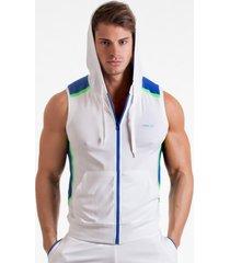 sweater code 22 mouwloos jasje neo code22