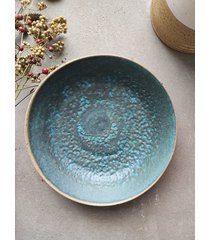 ceramiczna misa szmaragd