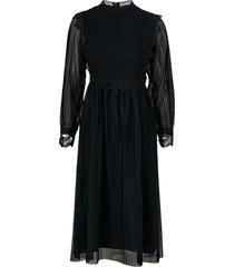 klänning yassophia ls midi dress