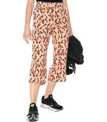 pantalón curuba-naranja-negro glamorous