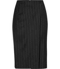 kjol silva wool pin dress
