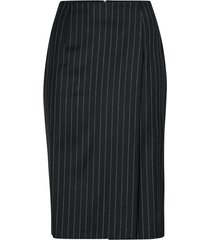 kjol silva wool pin dress