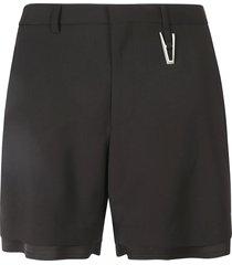 1017 alyx 9sm a tailoring shorts