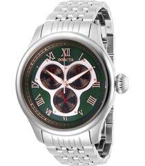 reloj vintage invicta modelo 28562