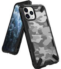 estuche protctor ringke fusion iphone 11 pro 5.8 - camuflado negro