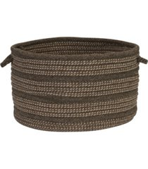 garrison braided storage basket
