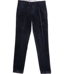 nn07 soho pants 1322 corduroy - navy 1871322121