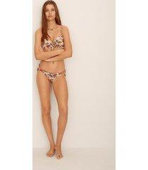 bikinitop met strik