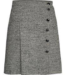 brochure kort kjol grå max&co.