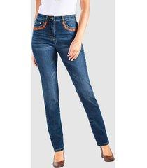 jeans paola blue stone