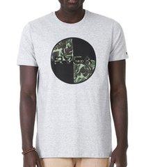 camiseta rvca motors mix ii masculina