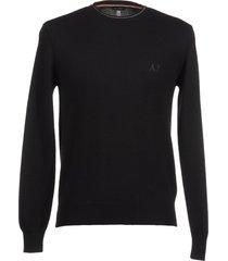 armani jeans crewneck sweaters