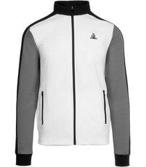sweater le coq sportif tech full zip sweat
