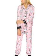 pj salvage spaw day flannel pyjama * gratis verzending *