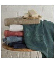 toalha color clip artex rosto trigo