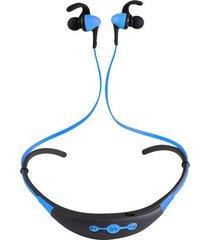 hombre auriculares inalámbricos bluethooth bt-54 auriculares con banda para el cuello