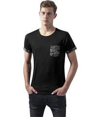 t-shirt urban classics t-shirt urban classic contrast