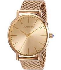 reloj angel invicta modelo 31072 rosa