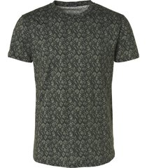 no excess shirt 055 olive