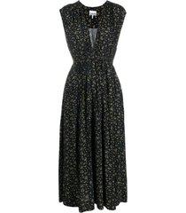 gedrukte jurk