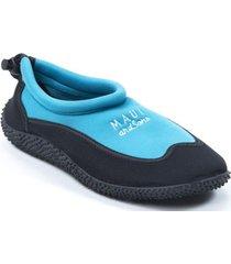 zapatos de agua mujer celeste maui and sons