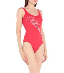 blumarine beachwear one-piece swimsuits