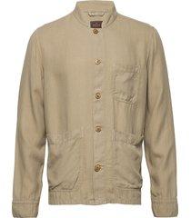 corsoir shirt jacket överskjorta beige morris