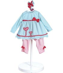 blooming hearts doll outfit