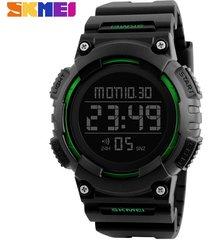 reloj deportivo para hombre reloj al aire libre-verde