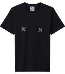 camiseta sport little x