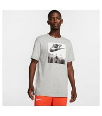 camiseta nike air masculina