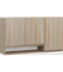 armário triplo c/ nicho aveiro be mobiliário