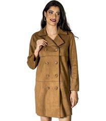 casaco p.coat handbook feminino