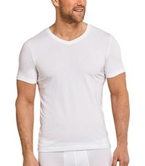schiesser long life soft shirt short sleeve v-neck * gratis verzending *