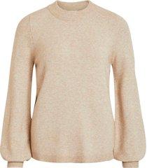 tröja viril l/s balloon knit top