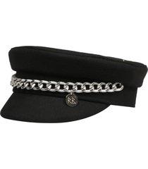 ruslan baginskiy chain baker hat