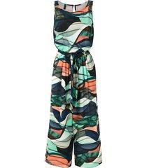 lygia & nanny jade printed jumpsuit - multicolour