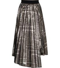 piza knälång kjol svart by malene birger