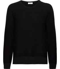 pullover long-sleeve stickad tröja svart gerry weber edition