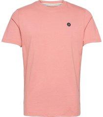 akrod t-shirt t-shirts short-sleeved rosa anerkjendt