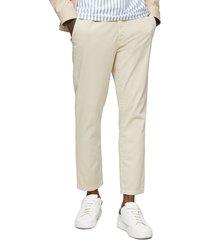 men's topman whyatt classic tie waist stretch skinny joggers