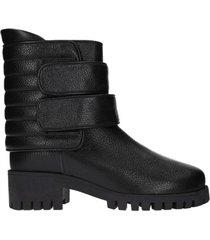 botki wind boots czarny