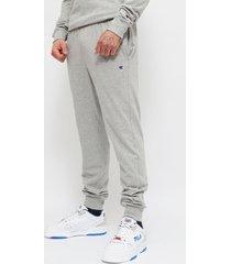 jogger champion jersey gris - calce regular