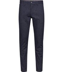 pristu cm kostuumbroek formele broek blauw matinique