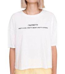 t-shirt korte mouw noisy may -