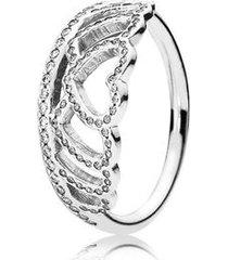 anel tiara do amor