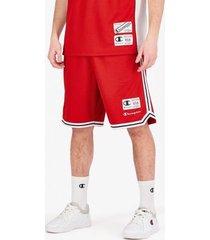 korte broek champion basket shorts in mesh fabric (215927)