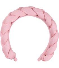 simonetta pink headband for girl