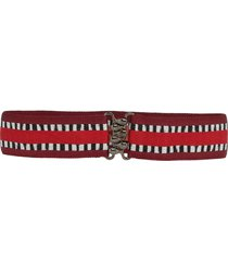 missoni multicolor belt